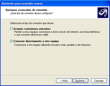 AjpdSoft Cómo conectar dos equipos en red por el puerto paralelo LPT1 con Windows 98 y Windows XP - Configuración del equipo invitado con Windows XP Professional