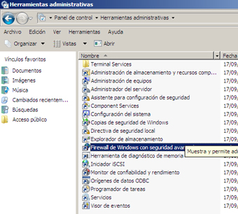 Instalar Windows Server 2008