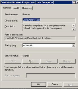 Instalar Windows XP Professional for Asus EEE PC - Servicio Browser